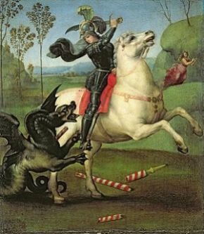 Raphael - St. George and the Dragon