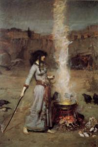 Waterhouse - Magic Circle