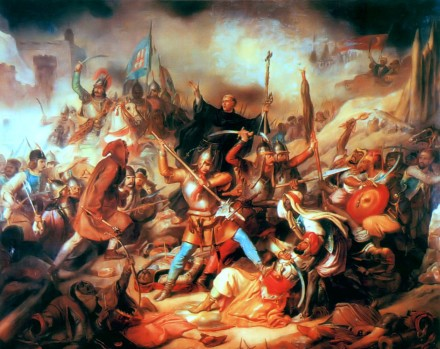 Battle of Nandorfehervar