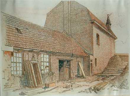 Adolf Hitler - Shelter in Fournes
