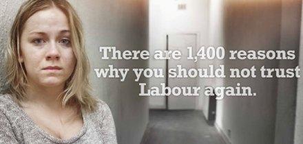 Ukip 1400 Rotherham ad campaign.
